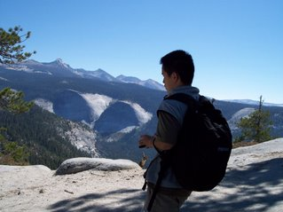 Vista, overlooking El Capitan