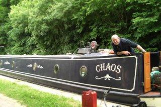 Chaos long boat