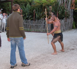 Maori, indigenous people of New Zealand